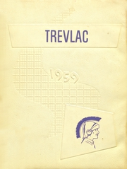 Page 1, 1959 Edition, Calvert High School - Trevlac Yearbook (Calvert, TX) online yearbook collection