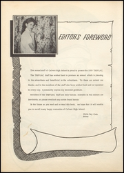 Page 8, 1959 Edition, Calvert High School - Trevlac Yearbook (Calvert, TX) online yearbook collection