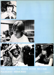 Page 11, 1980 Edition, Broadway Baptist School - Beacon Yearbook (Houston, TX) online yearbook collection