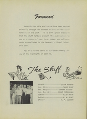 Page 9, 1945 Edition, Leveretts Chapel School - Lion Yearbook (Overton, TX) online yearbook collection