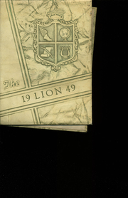 1949 Edition, Leveretts Chapel School - Lion Yearbook (Overton, TX)
