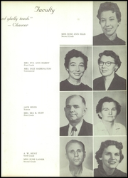 Page 11, 1956 Edition, Leveretts Chapel School - Lion Yearbook (Overton, TX) online yearbook collection