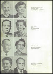 Page 12, 1956 Edition, Leveretts Chapel School - Lion Yearbook (Overton, TX) online yearbook collection