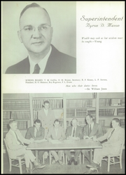Page 8, 1956 Edition, Leveretts Chapel School - Lion Yearbook (Overton, TX) online yearbook collection
