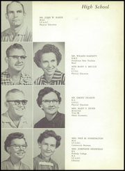 Page 11, 1958 Edition, Leveretts Chapel School - Lion Yearbook (Overton, TX) online yearbook collection