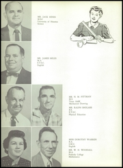 Page 12, 1958 Edition, Leveretts Chapel School - Lion Yearbook (Overton, TX) online yearbook collection