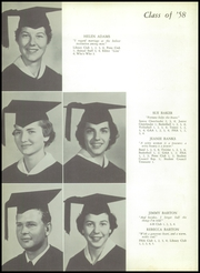 Page 16, 1958 Edition, Leveretts Chapel School - Lion Yearbook (Overton, TX) online yearbook collection