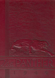 1949 Edition, Burton High School - Panther Yearbook (Burton, TX)