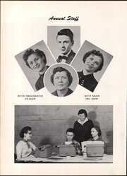 Page 10, 1956 Edition, Covington High School - Owl Yearbook (Covington, TX) online yearbook collection