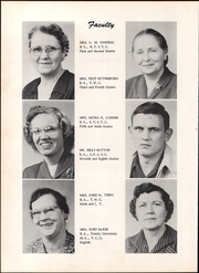 Page 14, 1956 Edition, Covington High School - Owl Yearbook (Covington, TX) online yearbook collection
