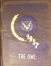 1957 Edition, Covington High School - Owl Yearbook (Covington, TX)