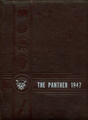 1947 Edition, North Hopkins High School - Panther Yearbook (Sulphur Springs, TX)