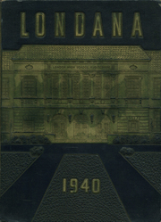 1940 Edition, London High School - Londana Yearbook (New London, TX)