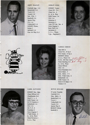 Page 11, 1965 Edition, Rochelle High School - Hornet Yearbook (Rochelle, TX) online yearbook collection