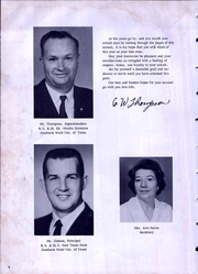 Page 8, 1965 Edition, Rochelle High School - Hornet Yearbook (Rochelle, TX) online yearbook collection