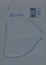 1958 Edition, Windthorst High School - Trojan Yearbook (Windthorst, TX)