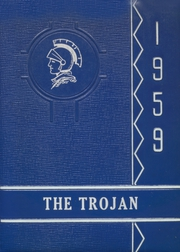 Page 1, 1959 Edition, Windthorst High School - Trojan Yearbook (Windthorst, TX) online yearbook collection