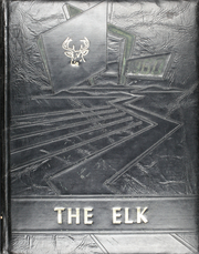 1960 Edition, Cotton Center High School - Elk Yearbook (Cotton Center, TX)