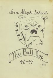 Page 7, 1947 Edition, Ira High School - Bulldog Yearbook (Ira, TX) online yearbook collection