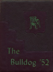 1952 Edition, Ira High School - Bulldog Yearbook (Ira, TX)