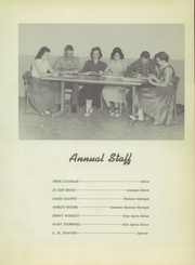 Page 13, 1953 Edition, Ira High School - Bulldog Yearbook (Ira, TX) online yearbook collection