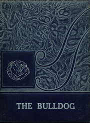 1954 Edition, Ira High School - Bulldog Yearbook (Ira, TX)