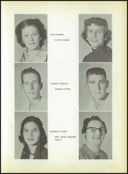 Page 11, 1955 Edition, Kopperl High School - Talon Yearbook (Kopperl, TX) online yearbook collection