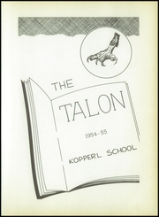 Page 5, 1955 Edition, Kopperl High School - Talon Yearbook (Kopperl, TX) online yearbook collection