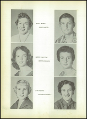 Page 8, 1955 Edition, Kopperl High School - Talon Yearbook (Kopperl, TX) online yearbook collection