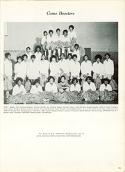 Page 135, 1971 Edition, Como High School - Como Lion Yearbook (Fort Worth, TX) online yearbook collection