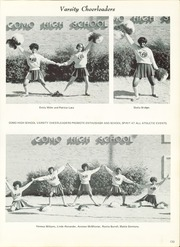 Page 137, 1971 Edition, Como High School - Como Lion Yearbook (Fort Worth, TX) online yearbook collection