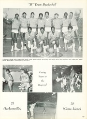 Page 143, 1971 Edition, Como High School - Como Lion Yearbook (Fort Worth, TX) online yearbook collection