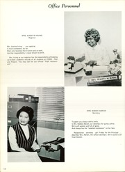 Page 16, 1971 Edition, Como High School - Como Lion Yearbook (Fort Worth, TX) online yearbook collection