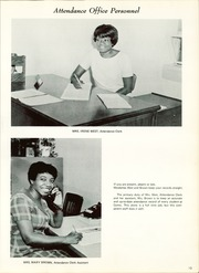Page 17, 1971 Edition, Como High School - Como Lion Yearbook (Fort Worth, TX) online yearbook collection