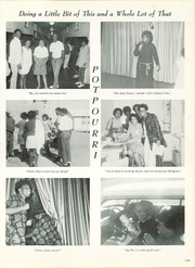 Page 183, 1971 Edition, Como High School - Como Lion Yearbook (Fort Worth, TX) online yearbook collection