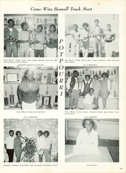 Page 185, 1971 Edition, Como High School - Como Lion Yearbook (Fort Worth, TX) online yearbook collection