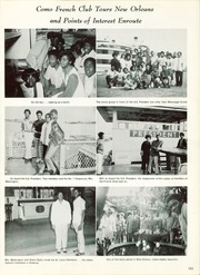 Page 189, 1971 Edition, Como High School - Como Lion Yearbook (Fort Worth, TX) online yearbook collection
