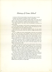 Page 8, 1971 Edition, Como High School - Como Lion Yearbook (Fort Worth, TX) online yearbook collection