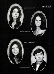 Page 12, 1973 Edition, New Home High School - El Leopardo Yearbook (New Home, TX) online yearbook collection
