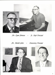 Page 9, 1973 Edition, New Home High School - El Leopardo Yearbook (New Home, TX) online yearbook collection