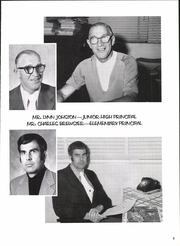 Page 13, 1975 Edition, New Home High School - El Leopardo Yearbook (New Home, TX) online yearbook collection
