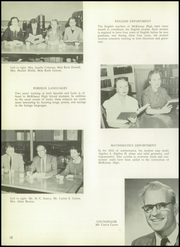 Page 16, 1956 Edition, Boyd High School - McKinney Lion Yearbook (McKinney, TX) online yearbook collection