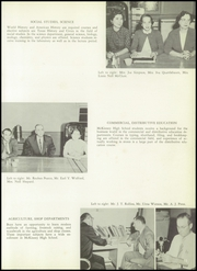 Page 17, 1956 Edition, Boyd High School - McKinney Lion Yearbook (McKinney, TX) online yearbook collection