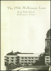 Page 6, 1956 Edition, Boyd High School - McKinney Lion Yearbook (McKinney, TX) online yearbook collection