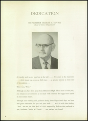 Page 8, 1956 Edition, Boyd High School - McKinney Lion Yearbook (McKinney, TX) online yearbook collection