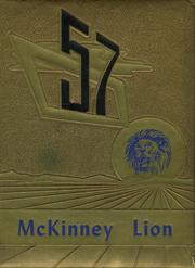 1957 Edition, Boyd High School - McKinney Lion Yearbook (McKinney, TX)