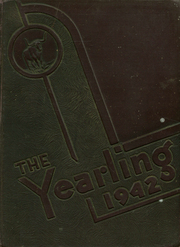1942 Edition, Rochester High School - Yearling Yearbook (Rochester, TX)