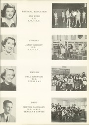 Page 15, 1951 Edition, Port Lavaca High School - Breaker Yearbook (Port Lavaca, TX) online yearbook collection
