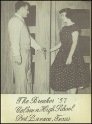 Page 5, 1957 Edition, Port Lavaca High School - Breaker Yearbook (Port Lavaca, TX) online yearbook collection