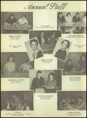 Page 6, 1957 Edition, Port Lavaca High School - Breaker Yearbook (Port Lavaca, TX) online yearbook collection